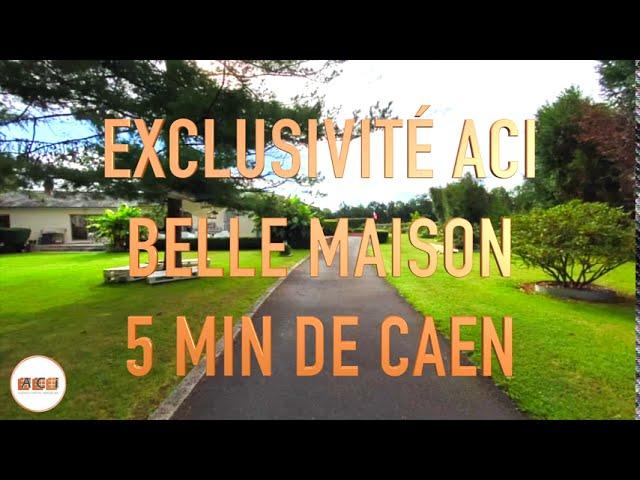ACI - Belle maison à 5min de Caen