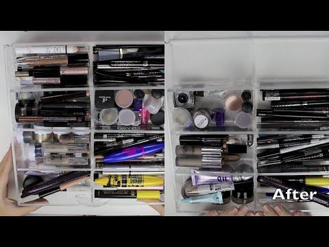 Makeup Declutter Series: Eyeliners, Mascaras & Cream Shadows!