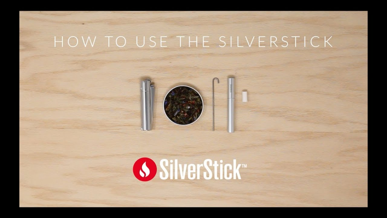 SilverStick Features: Why a metal pipe with a filter is a