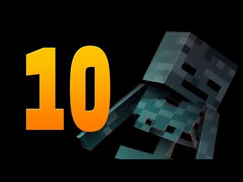 마인크래프트 위더 스켈레톤에 대한 10가지 사실