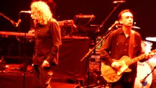 Robert Plant - Win My Train Fare Home - Live - Royal Albert Hall, London - 31 Oct 2013