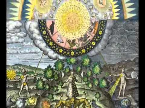 Alchemical Emblems  Mylius Macrocosm and Microcosm