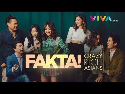 5 Fakta Film Crazy Rich Asians, Nomor 2 Gak Nyangka!! Mp3