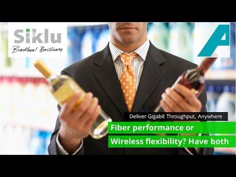 Siklu-  Gigabit Throughput, Anywhere