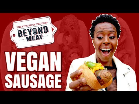 The Beyond Sausage by Beyond Meat