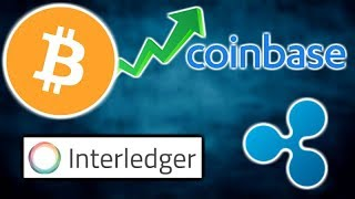 CRYPTO WINTER IS OVER - COINBASE VISA CARD EXPANSION - RIPPLE BRAZIL - INTERLEDGER PROTOCOL ETHEREUM