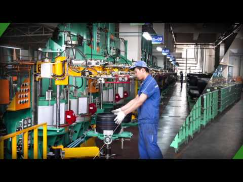 TIMSUN Tires and Tubes Brand Video by VMA Worldwide