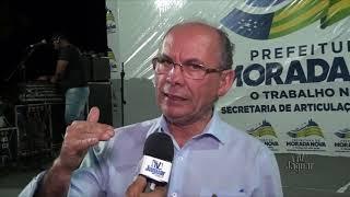 Nelson Martins Ordem de servico de recuperacao da rodovia estadual CE138 Morada Nova Cristais