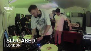 Slugabed Boiler Room London DJ Set