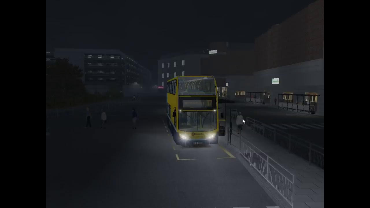 Omsi 2 Yorkshire Route 87 - YouTube