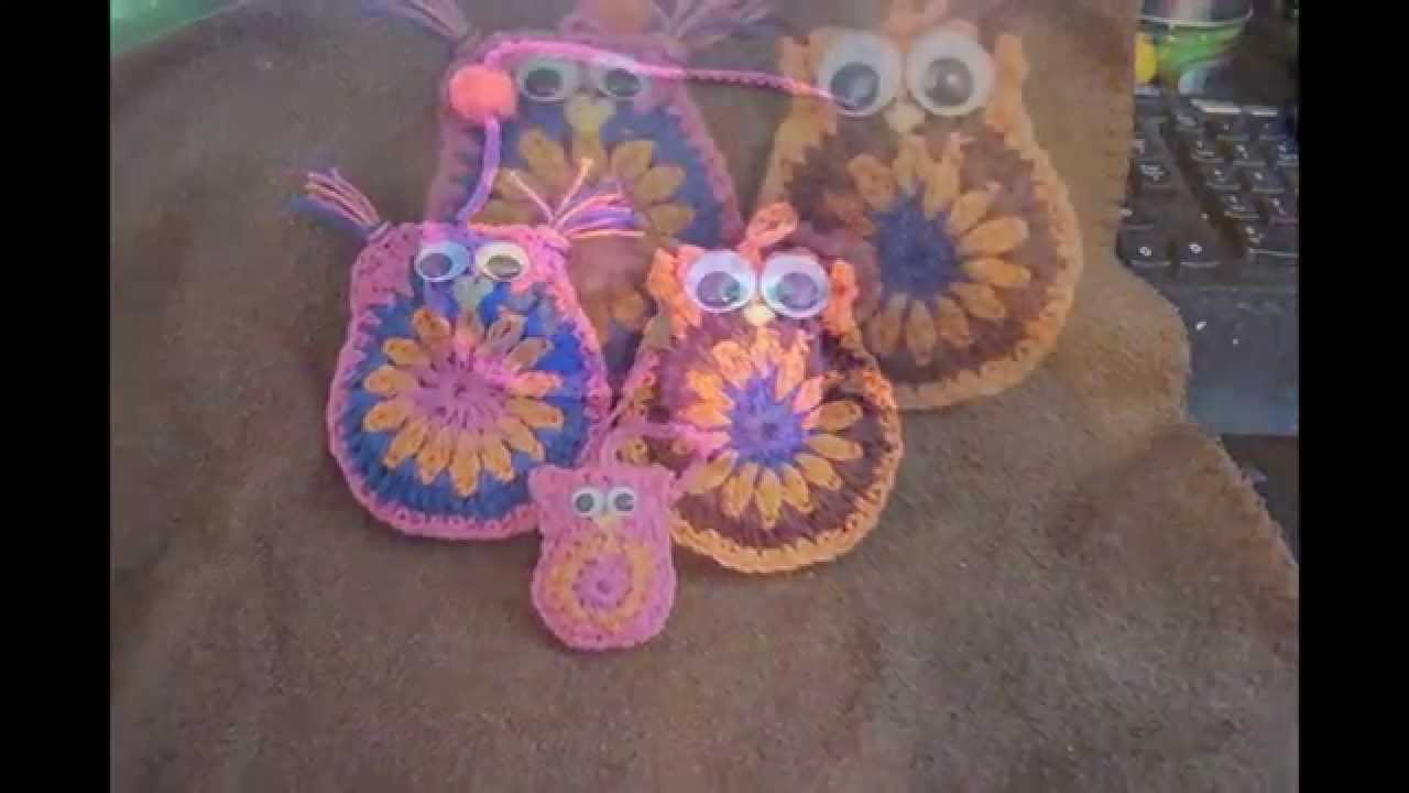 Uiltje Haken Crochet Owl Youtube