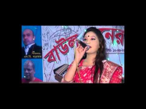 Jhake Ure Akash Jure Dekte Ki Shundor Jalaler