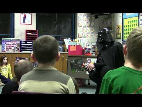 H.C. Burgard Elementary School Family Reading Night