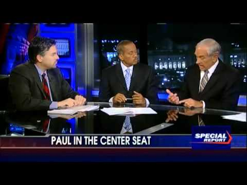 Must See Rare Fox News Interview with Ron Paul