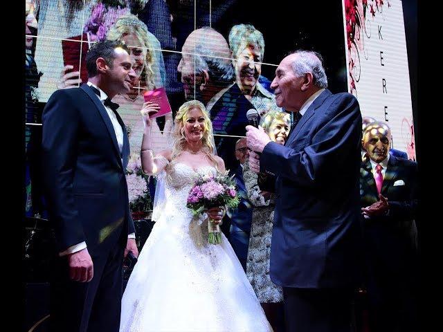 Kerem Kılıçdaroğlu ile Mine Alşan'ın düğünü - Kılıçdaroğlu ailesinin Mutlu günü