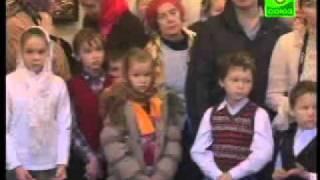 Престольный праздник в храме святых Бессребреников и Чудотворцев Космы и Дамиана(, 2010-11-18T13:50:56.000Z)