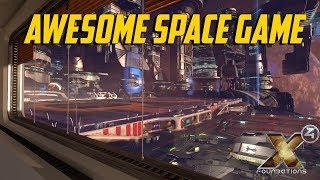 X4 Foundations - Awesome Space Game