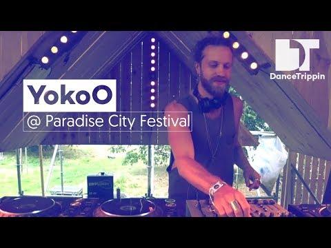 YokoO at Paradise City Festival (Belgium)