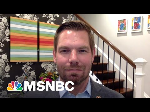 """""""Democracy Is On Life Support"""" According To Rep. Eric Swalwell"""