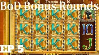 Book Of Dead - Bonus Rounds 05