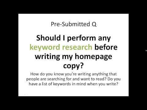 Conversion Copywriting Course - Office Hours Phase I - CopyHackers.com