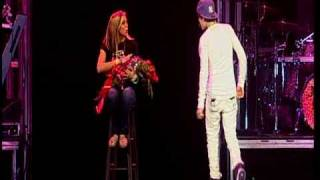 Justin Bieber - One Less Lonely Girl LIVE - HD