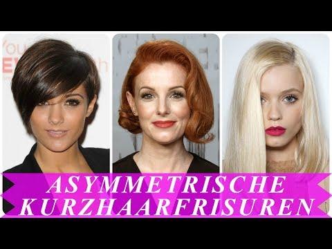 Die Besten 18 Ideen Zu Asymmetrische Frisuren 2018 Damen