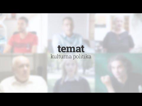 TEMAT - Kulturna politika