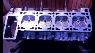 видео Как затянуть болты головки блока цилиндров