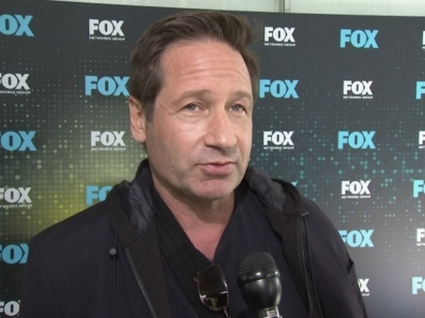 David Duchovny talks inadvertent similarities with 'X-Files' and current political climate