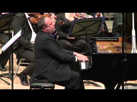 E.Grieg. Concerto for piano and orchestra, a-moll