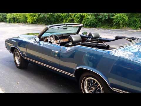 1970 Oldsmobile Cutlass SX Convertible for sale auto appraisal
