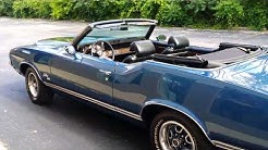 1970 Oldsmobile Cutlass SX Convertible for sale auto appraisal