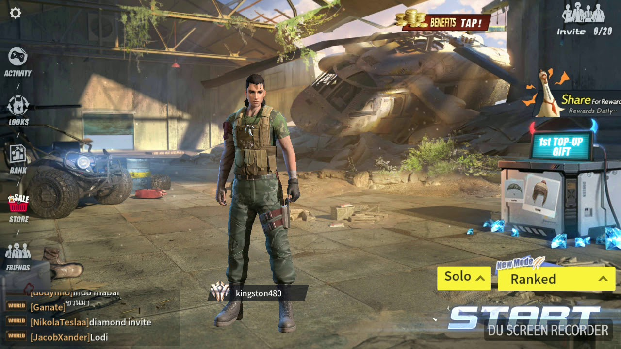 How to download Rules of Survival | window 10/8 1/8/7/XP work 💯 with proof  | ROS