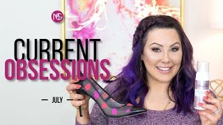 Current Obsessions July | Makeup Geek