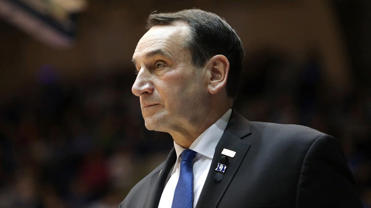 Coach K: Duke has 'real will to win' - YouTube
