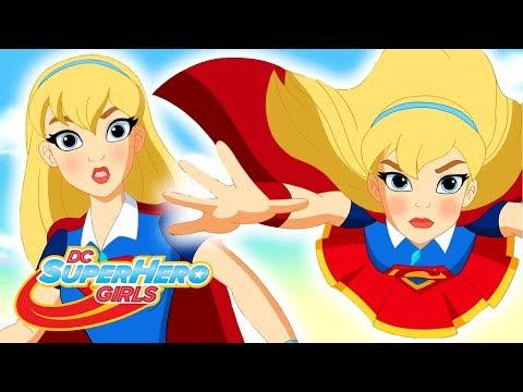 Best Supergirl Episodes | DC Super Hero Girls