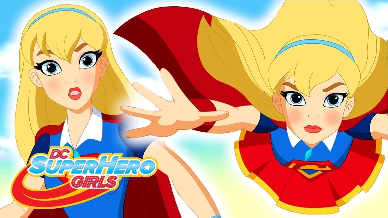 Download Best Supergirl Episodes | DC Super Hero Girls