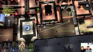 Crookz - The Big Heist - First Gameplay Livestream