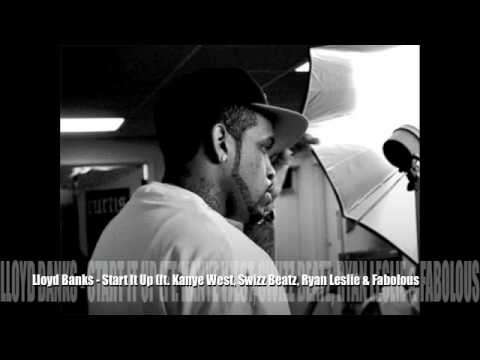 Lloyd Banks - Start It Up (ft. Kanye West, Swizz Beatz, Ryan Leslie & Fabolous)
