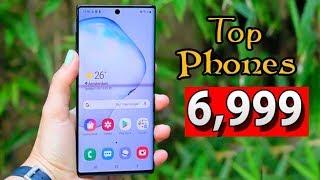 Top 3 Best Smartphones Under 7000 in India 2020 l Best Budget Phones 2020 l Hindi l