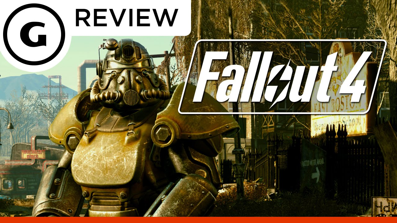 Fallout 4 Review - YouTube