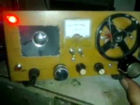 Homebrew SW Radio monitor 31M Band .....