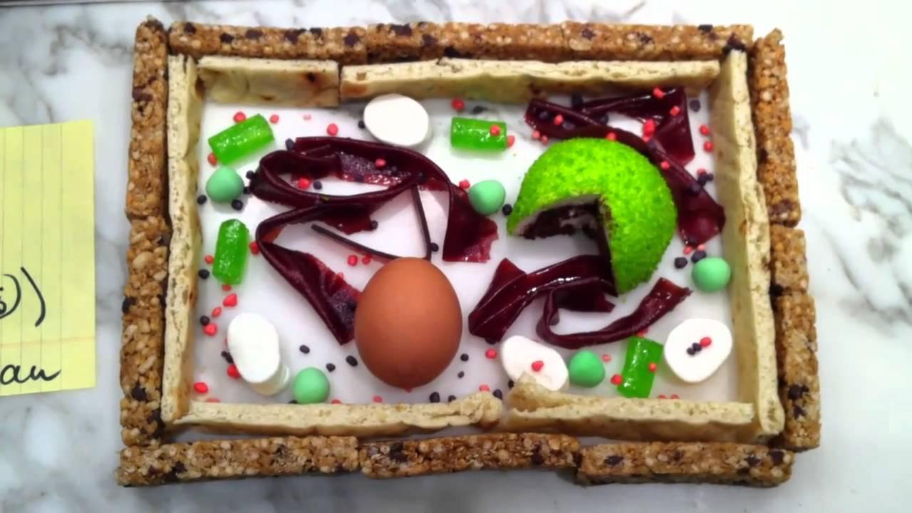Megan & Tina - Plant cell edible model - YouTube
