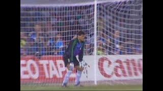 Argentina vs. Italia, definición por penales en el Mundial de 1990