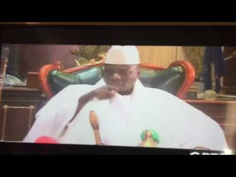 Yaya jammeh's interview about his achievements from 1994 Part 2