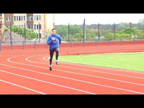 Суспільне Житомир: На Житомирщині члени збірної України з легкої атлетики відновлюють тренування