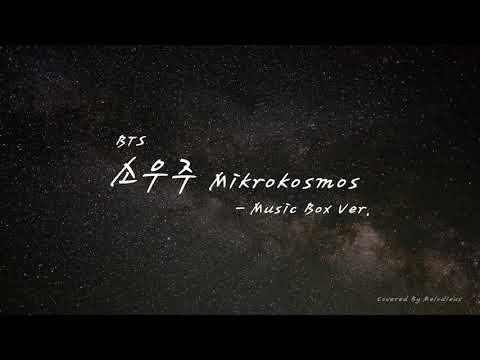 방탄소년단 (BTS) - 소우주 (Mikrokosmos) Music Box Ver. 오르골 커버 버전