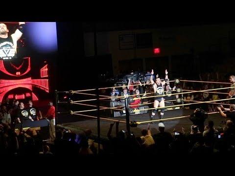 WWE NXT Live 12/2/17 (BelAir, MD) HIGHLIGHTS