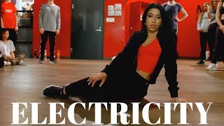 Electricity - Dua Lipa ft Tove Lo DANCE VIDEO | Dana Alexa Choreography